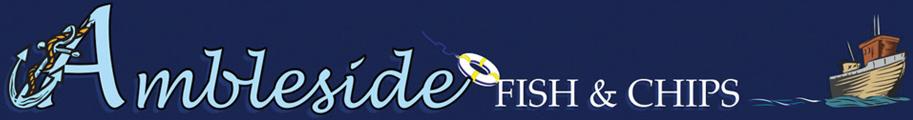 Ambleside Fish & Chips Logo